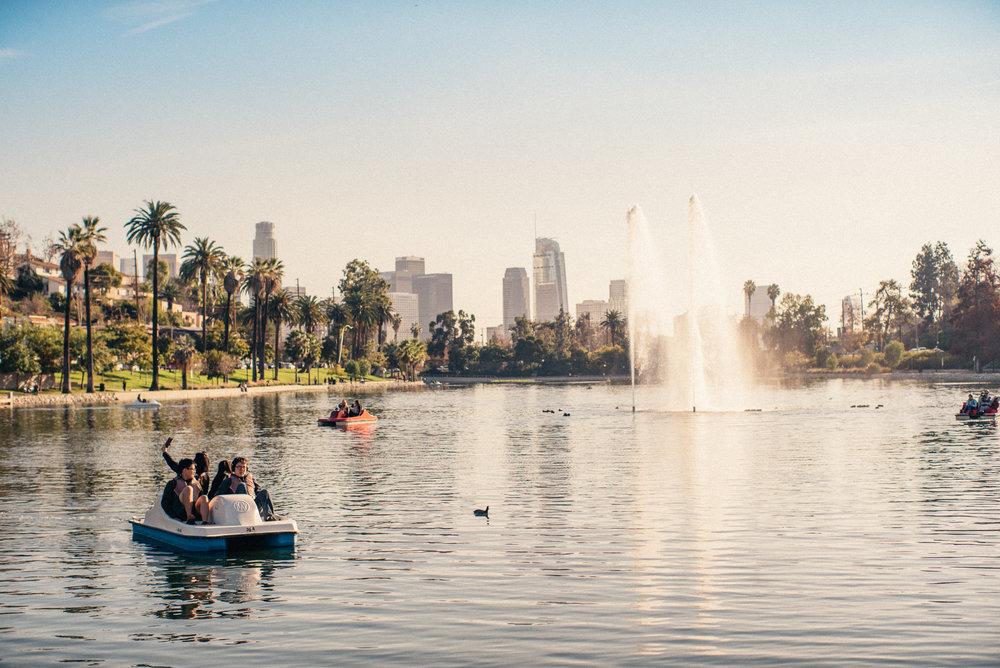 Echo Park CA