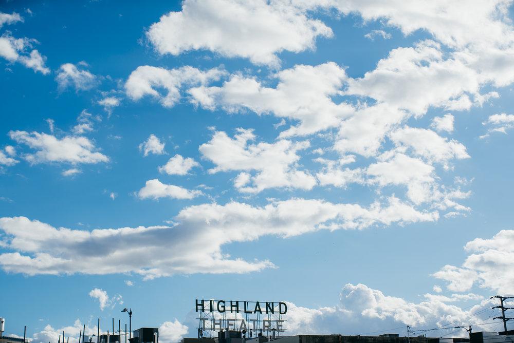 Highland Park CA