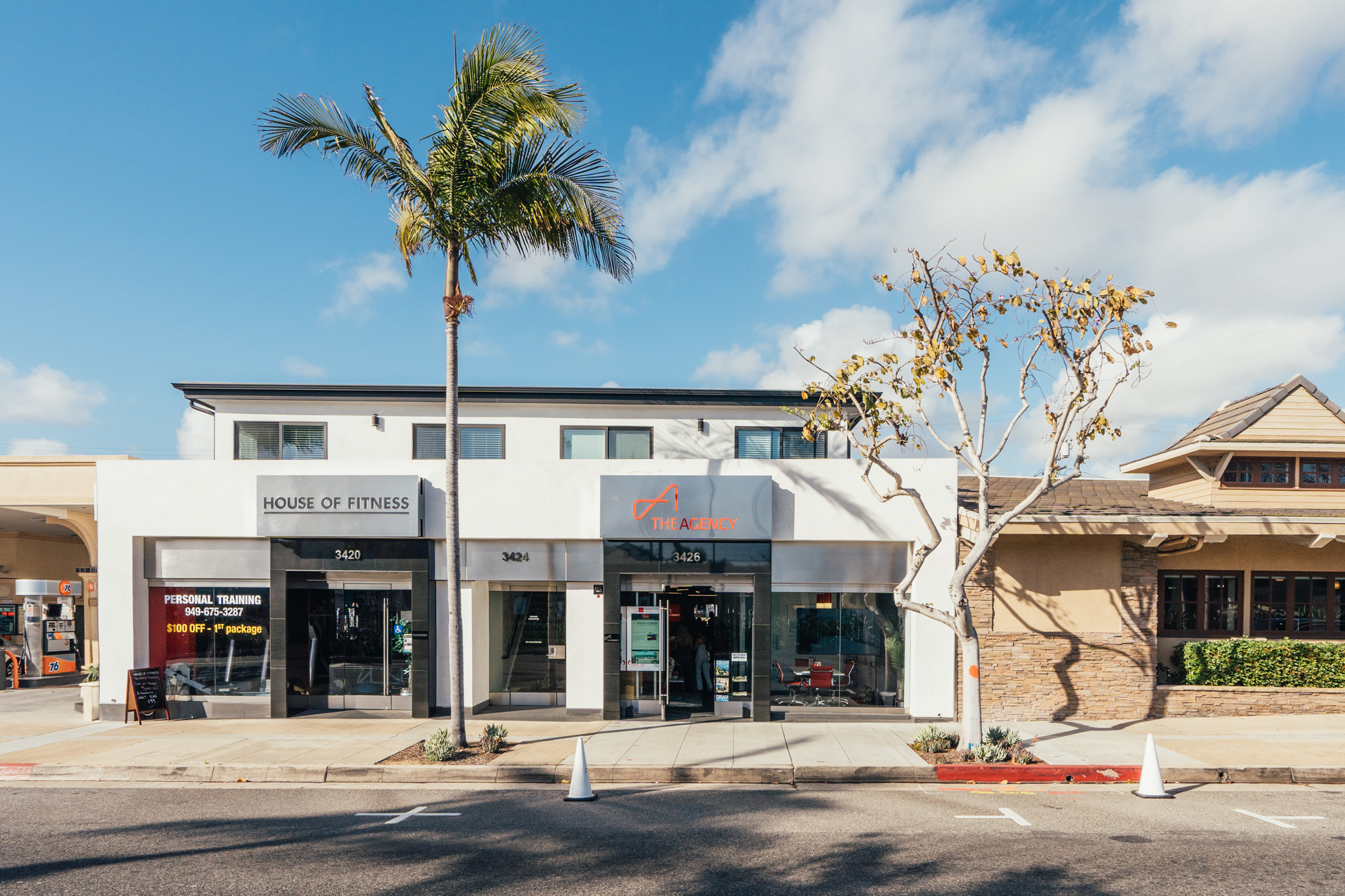 The Agency Corona del Mar Opening