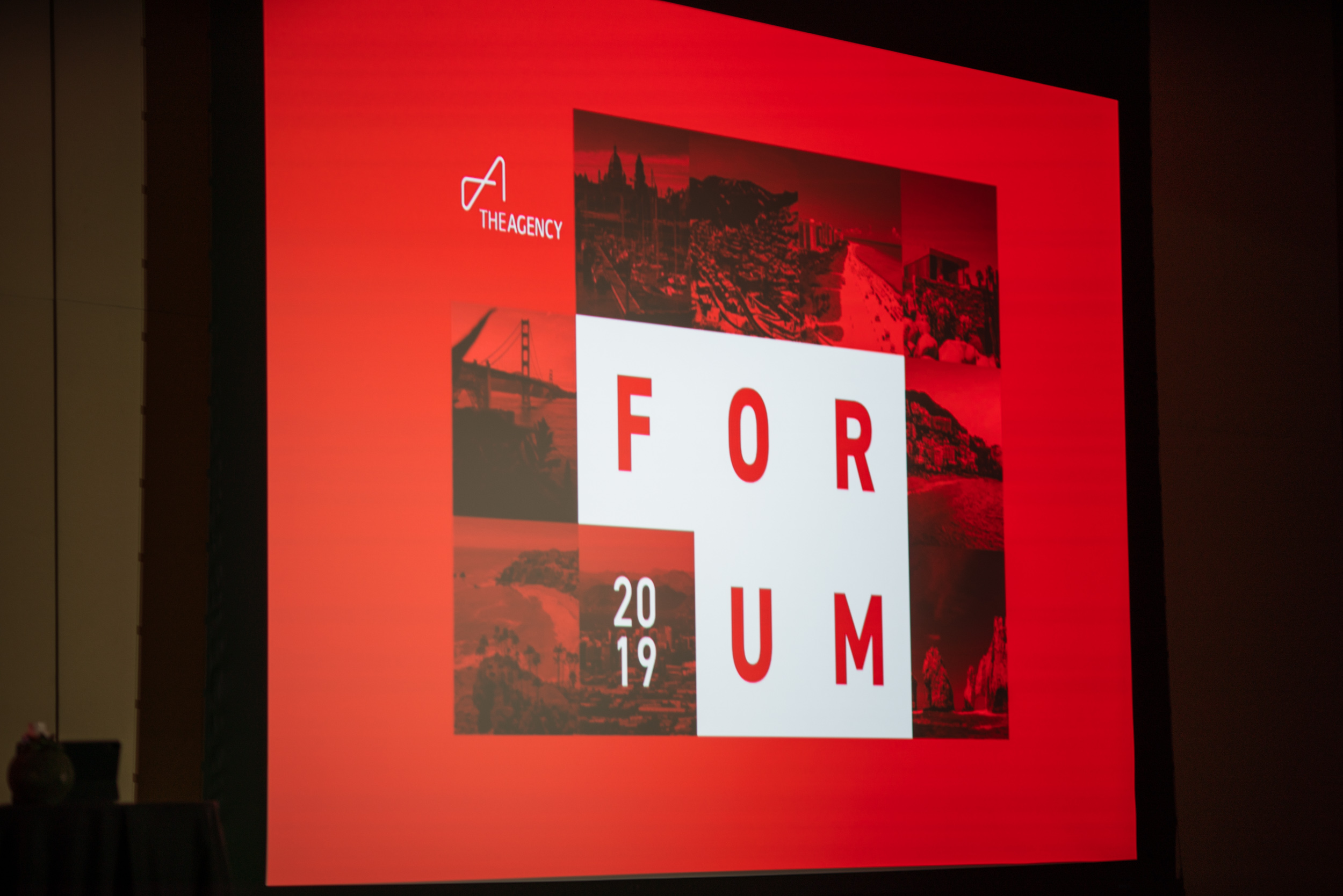 Forum 2019 – The Agency