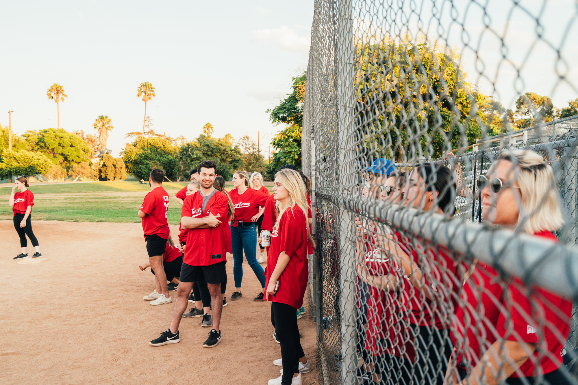 The Agency Kickball 2019