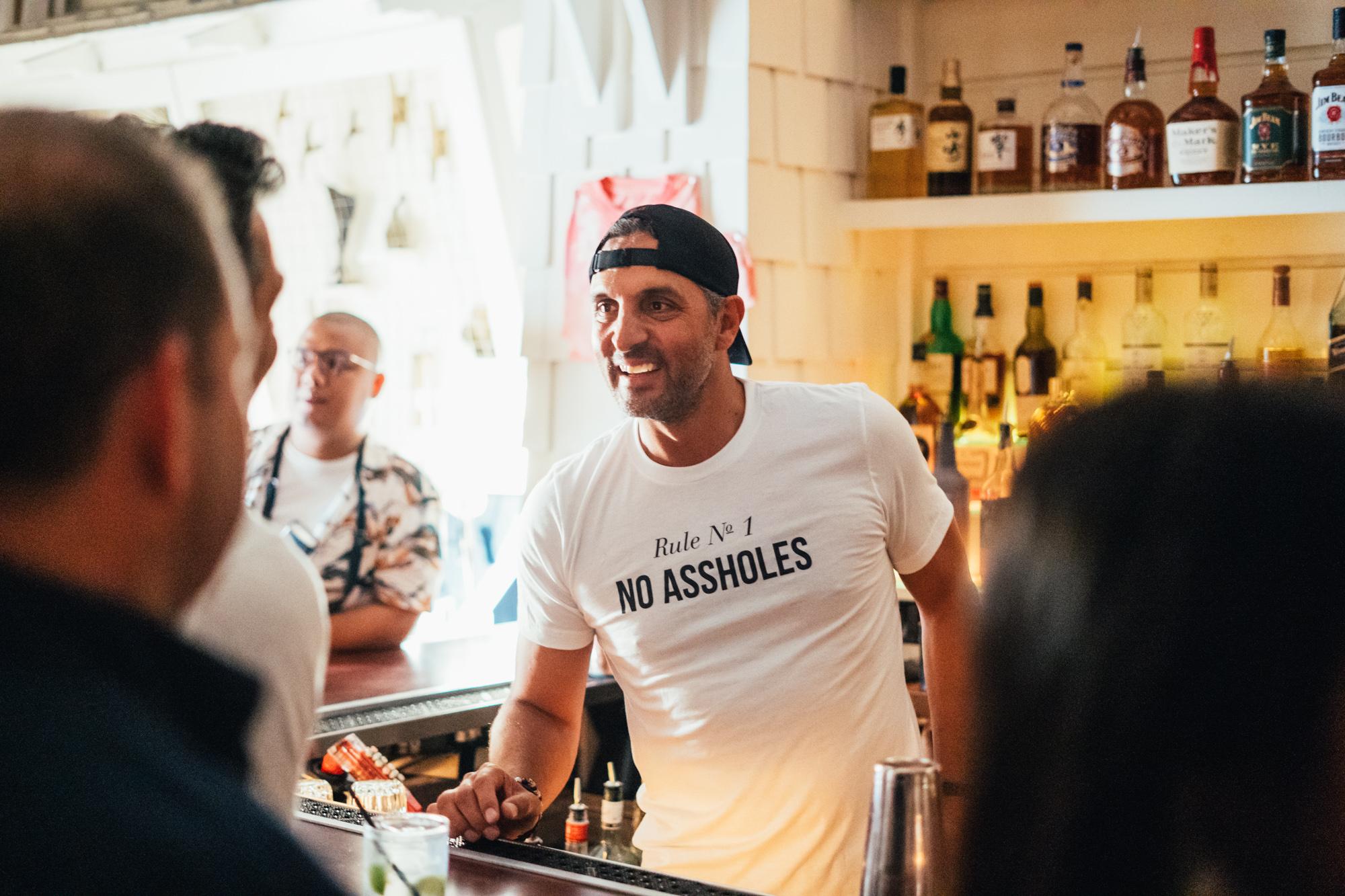Shorebar Fundraiser – The Agency